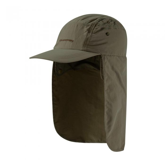 Unisex Desert Hat Dark Khaki