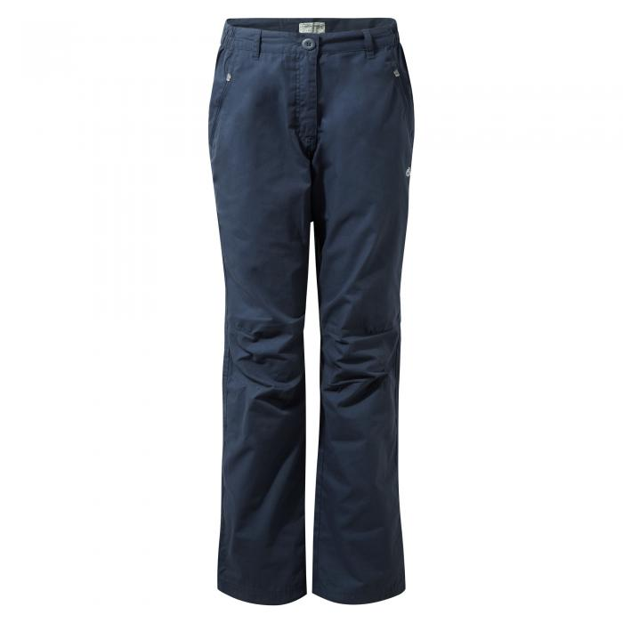 C65 Trouser Soft Navy