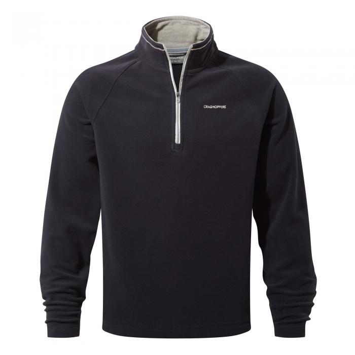 Selby Half Zip Dark Navy