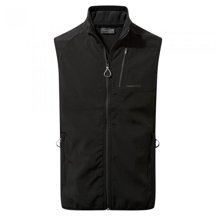 Berwyn Vest Black