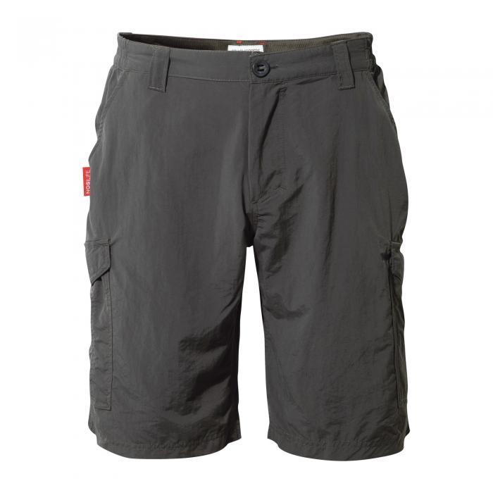 NosiLife Cargo Shorts Black Pepper