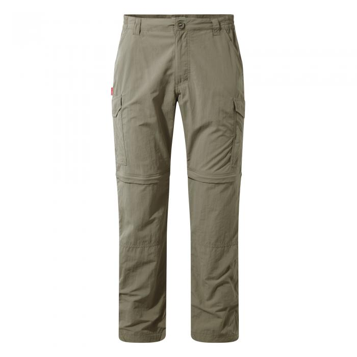 NosiLife Convertible Trousers Pebble