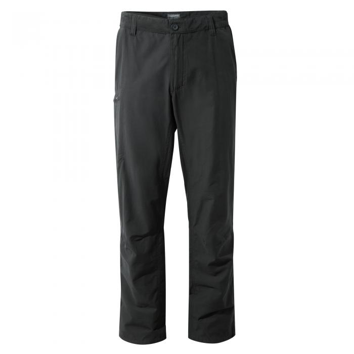 Kiwi Trek Trousers Black Pepper