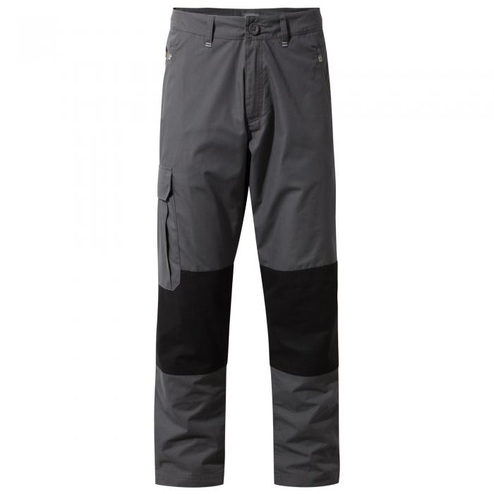 Traverse Trousers Elephant/Black