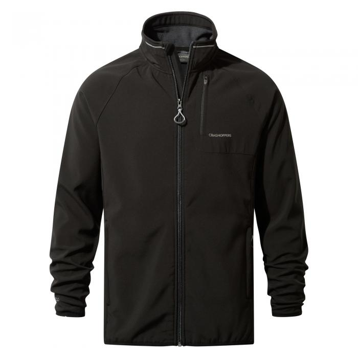Berwyn Jacket Black