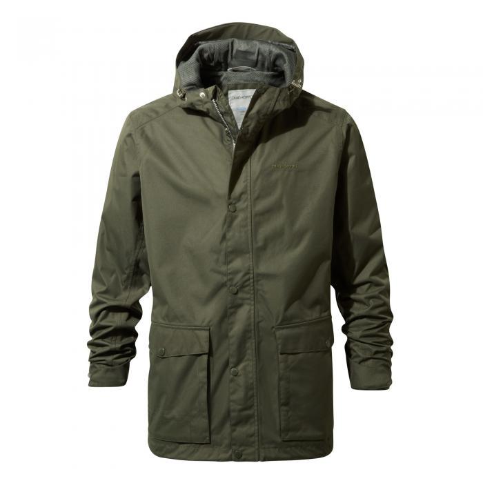 Kiwi Classic Jacket Dark Khaki