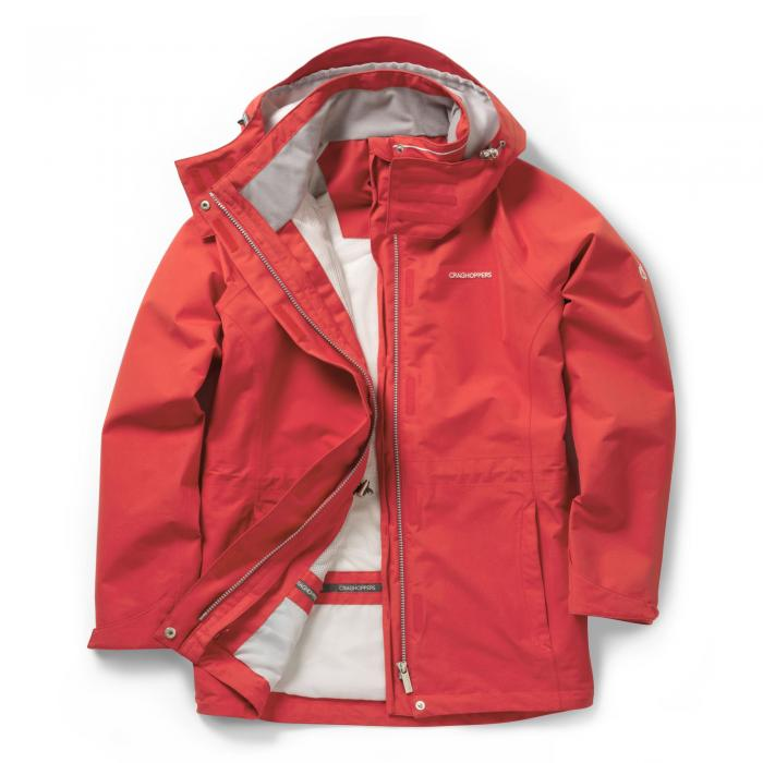Marissa Gore-Tex Interactive Jacket Fiesta Red