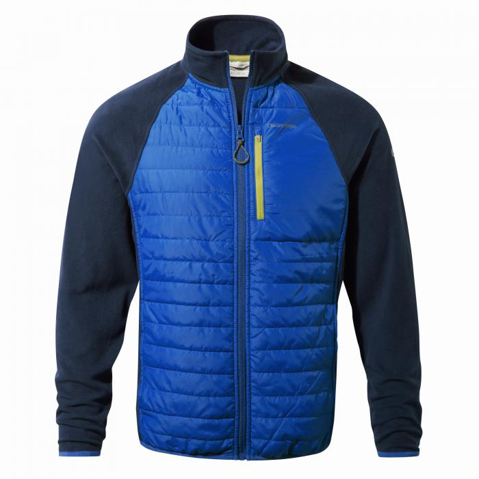 C65 Hybrid Jacket Deep Blue