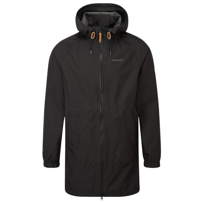 Caywood Gore-Tex Paclite Jacket Black