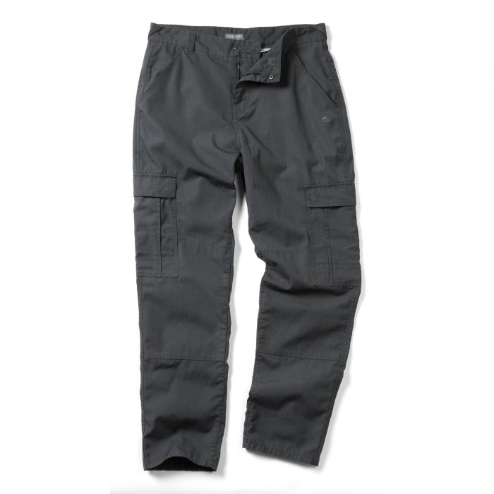 Mallory Trouser Black Pepper