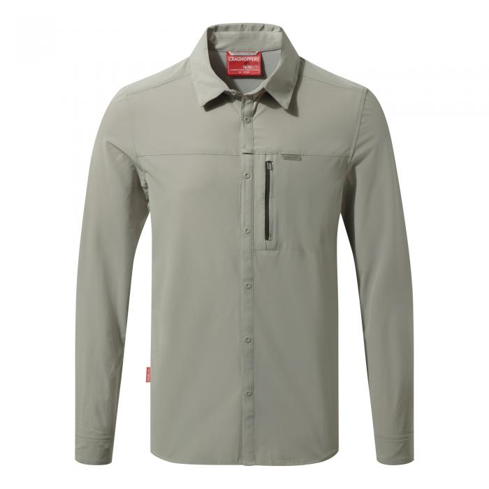 NosiLife Pro Long Sleeved Shirt Parchment