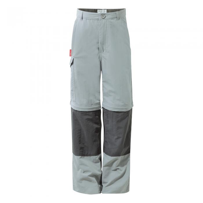 NosiLife Convertible Trouser Quarry Grey