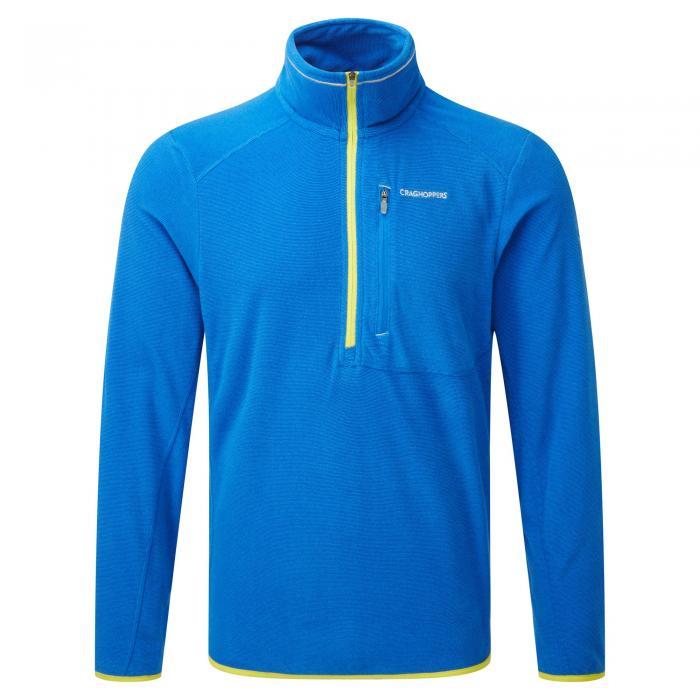 Pro Lite Half Zip Sport Blue