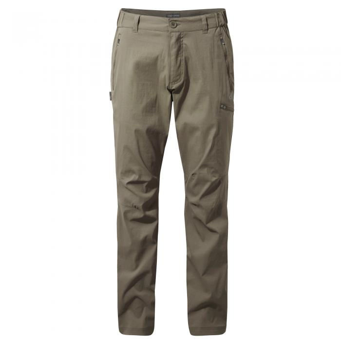 Kiwi Pro Stretch Trousers Pebble