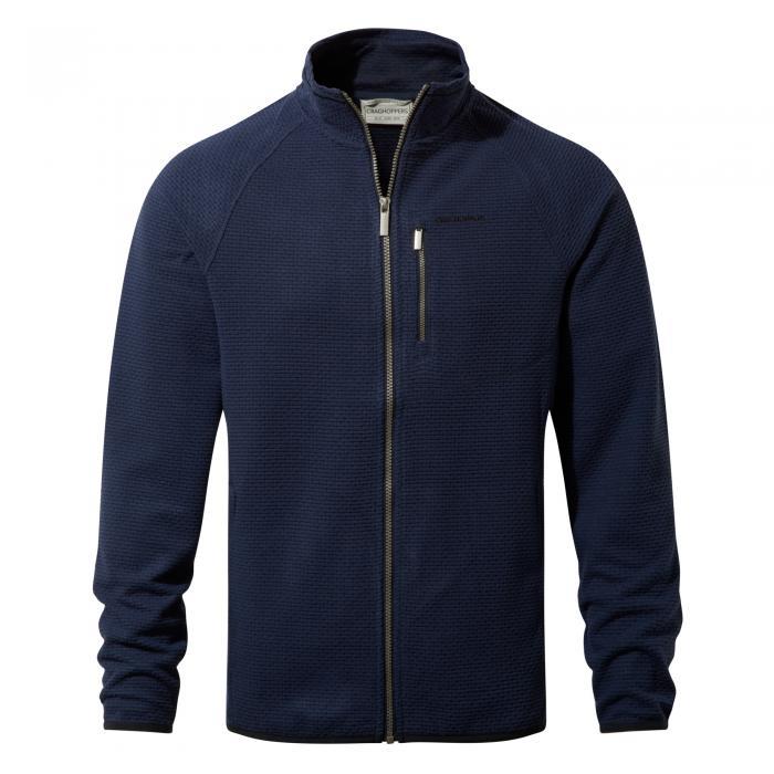 Liston Jacket Night Blue