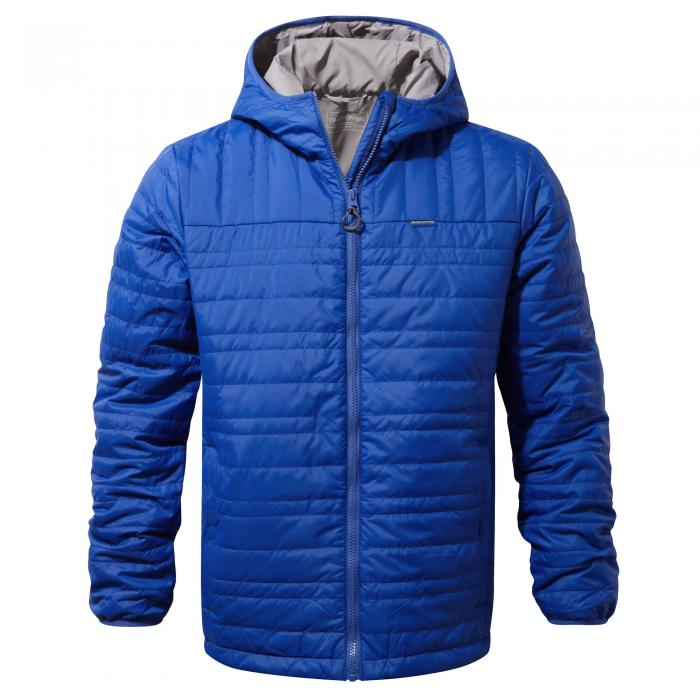 CompressLite Jacket II Deep Blue