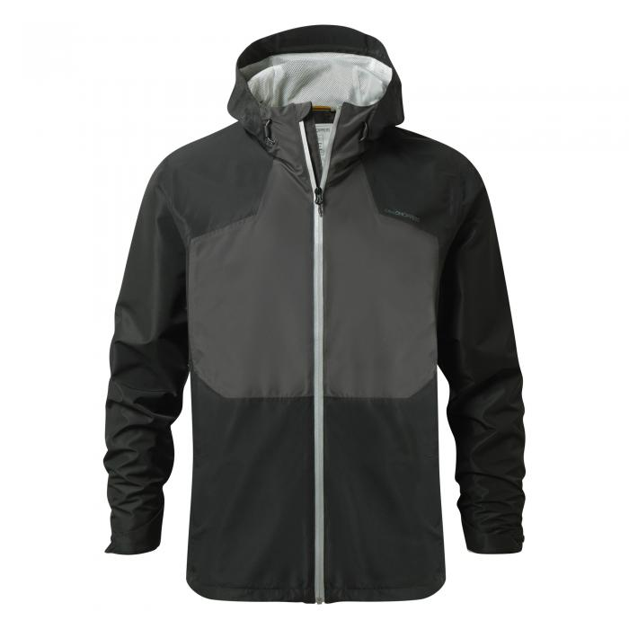 Apex Jacket Black Black Pepper