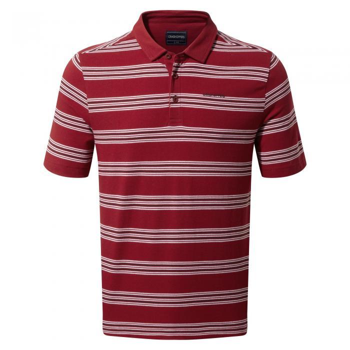 Crickton Polo Maple Red Combo