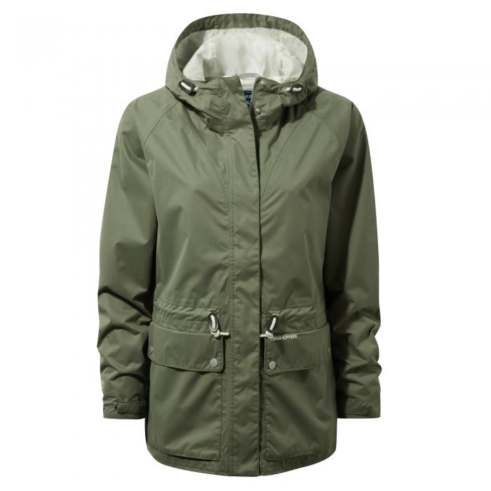 Esme Jacket Soft Moss