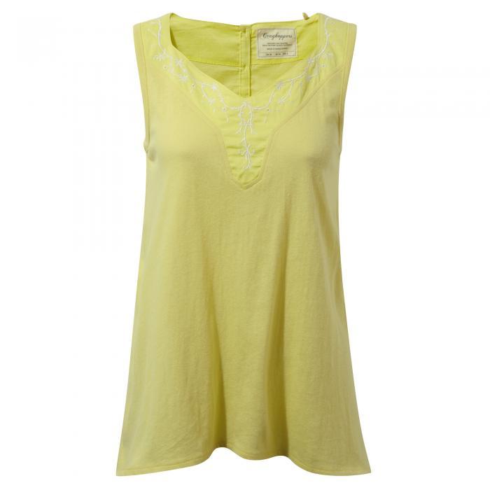 Scarlett Vest Limeade