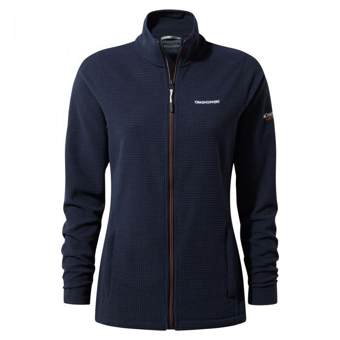Discovery Adventures Full Zip Fleece Night Blue