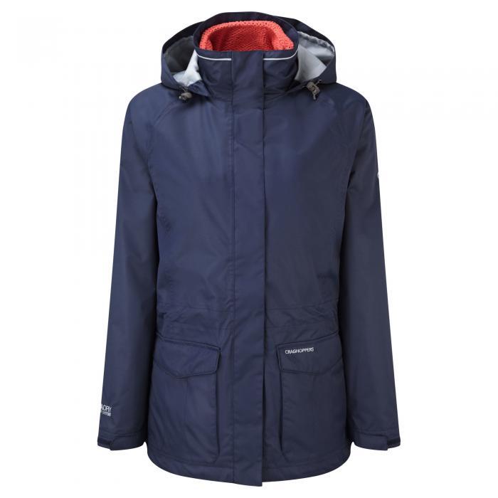 Ellie 3 in 1 Jacket Soft Navy