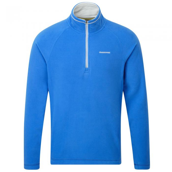 Selby Half Zip Sport Blue