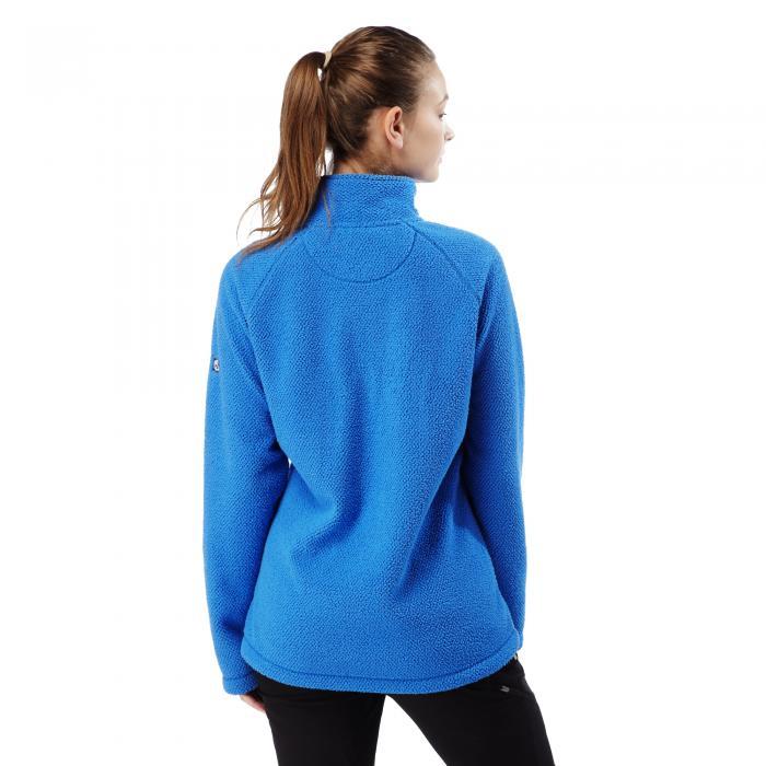 Moira Half Zip Fleece Bluebell