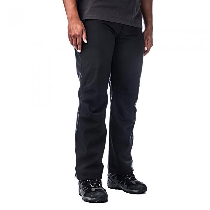 Pro Lite Softshell Trousers Black