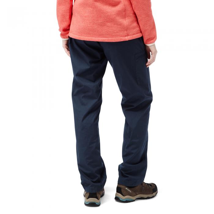 Kiwi II Trousers Soft Navy