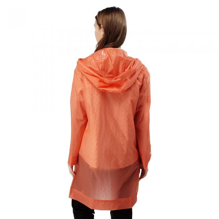 Tulla Jacket Bright Papaya