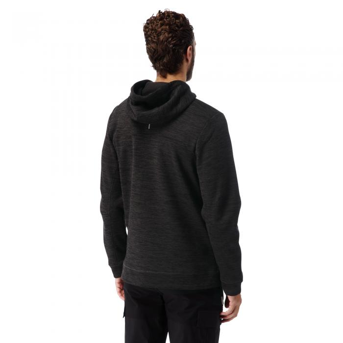 Vector Hooded Jacket Black