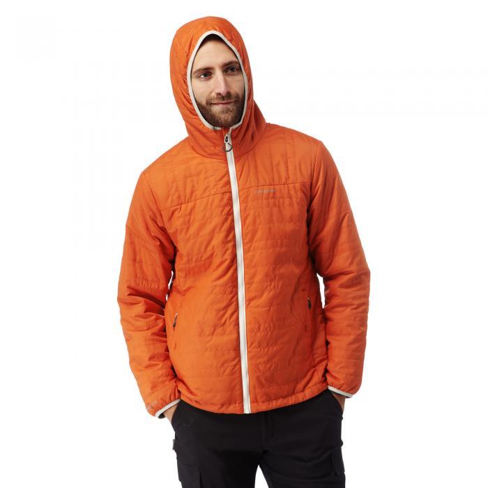 CompressLite Jacket II Spiced Orange