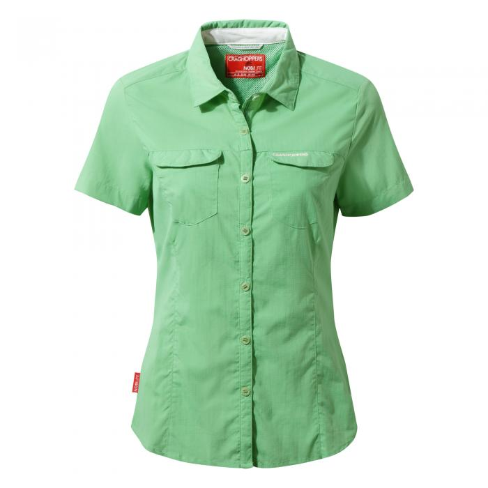 NosiLife Adventure Short Sleeved Shirt Apple Tang