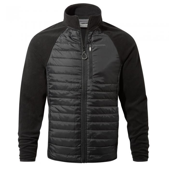 C65 Hybrid Jacket Black Black