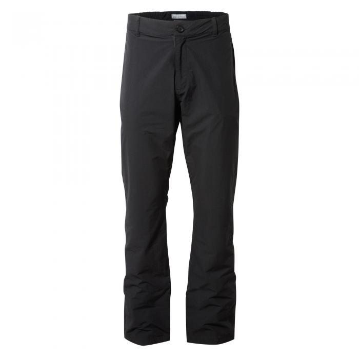 Kiwi Pro Waterproof Trousers Black