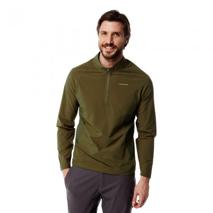 NosiLife Active Long Sleeved Dark Moss