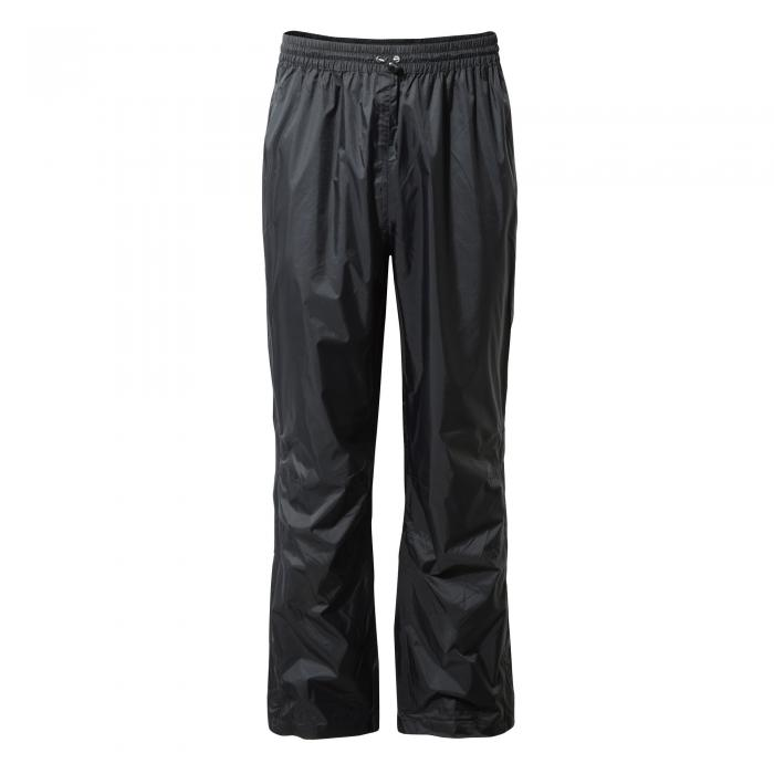 Ascent Overtrousers Black