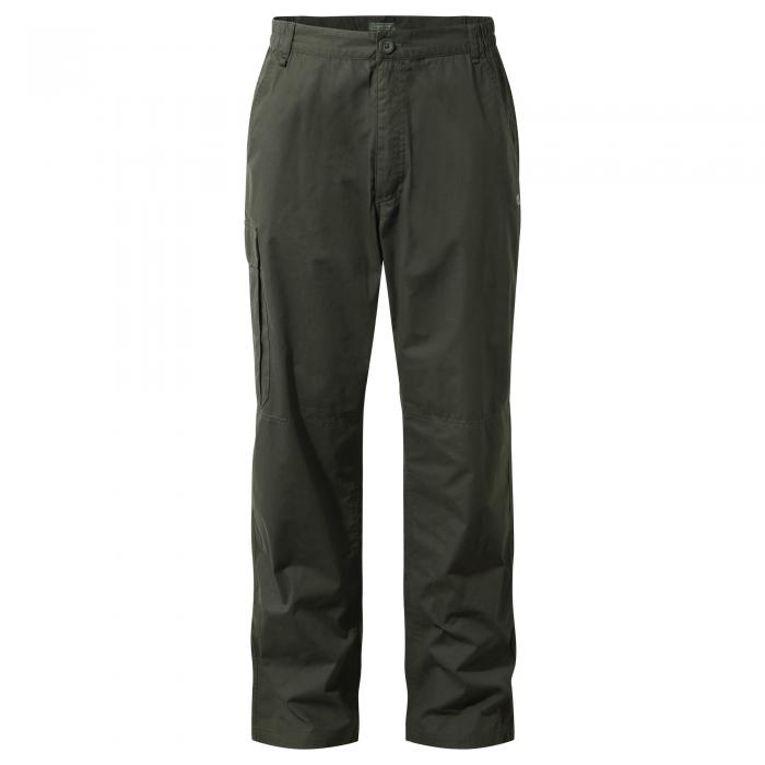 C65 Trouser Dark Khaki