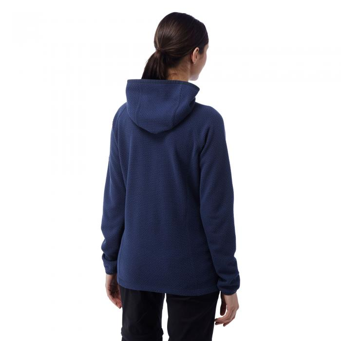 Hazelton Hooded Jacket Night Blue