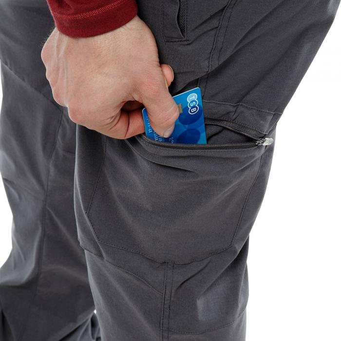 NosiLife Pro Stretch Trousers Elephant