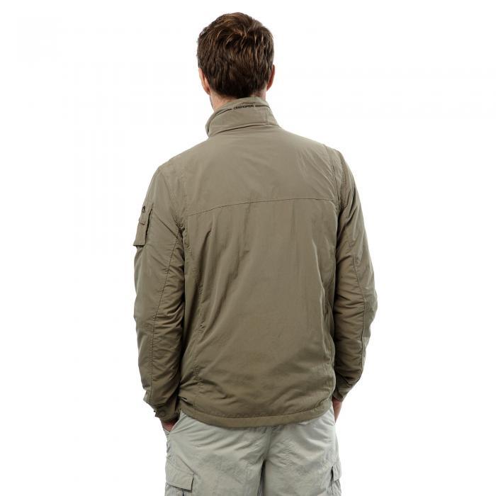 NosiLife Adventure Jacket Pebble