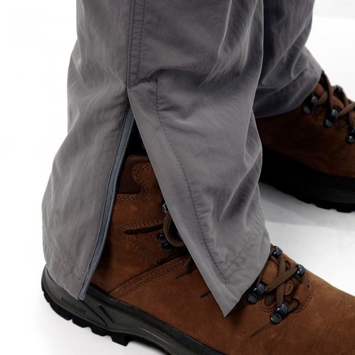 NosiLife Zip-Off Trousers Platinum