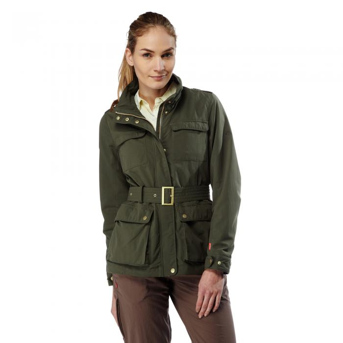 NosiLife Safari Jacket Parka Green