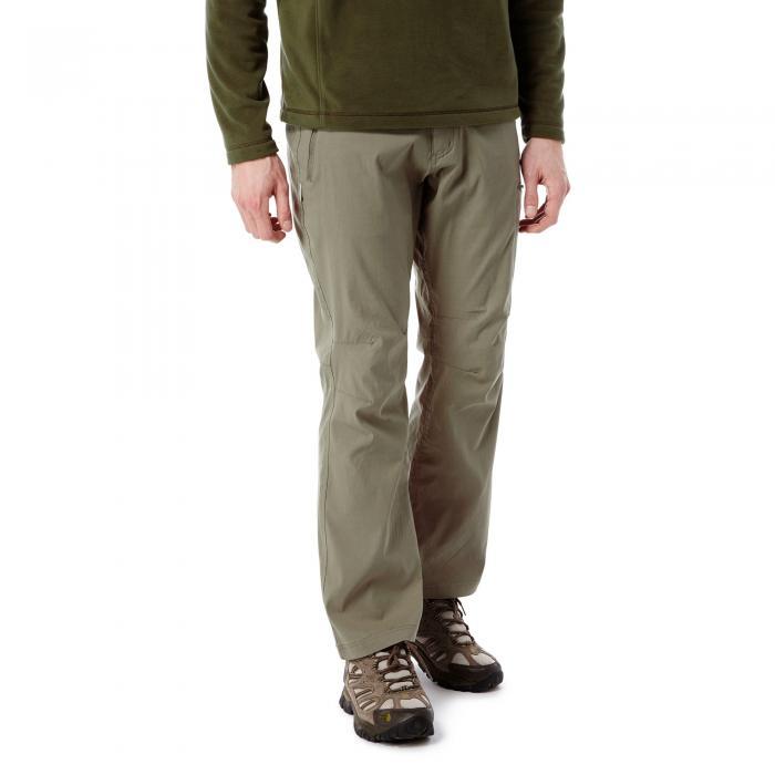 Kiwi Pro Stretch Trousers Pebble