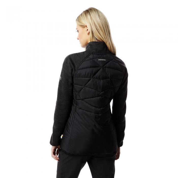 Midas Hybrid Jacket Black