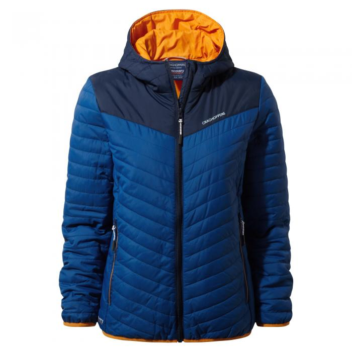 Discovery Adventures Climaplus Jacket Deep Blue