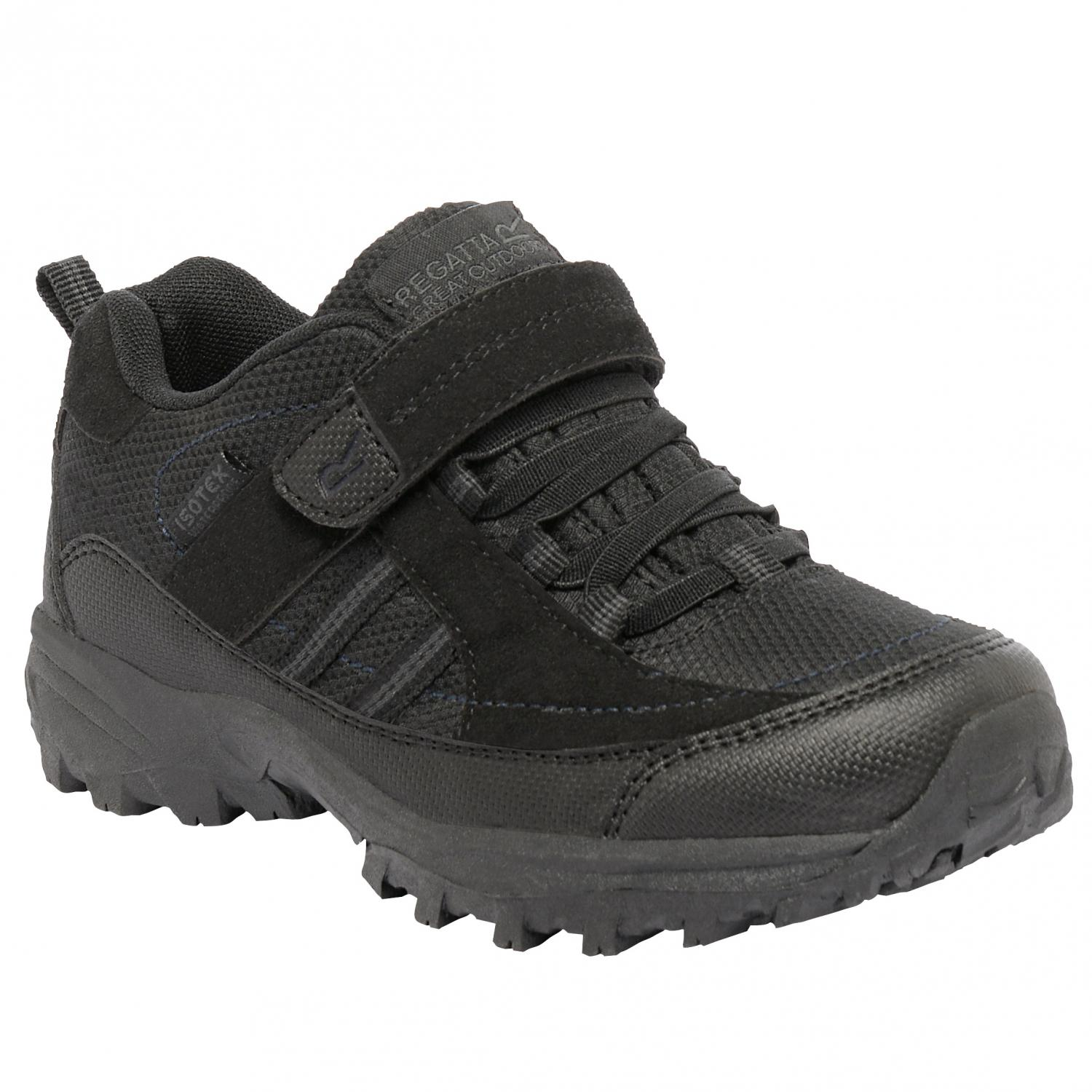 Trailspace II Low Junior Walking Shoe Black