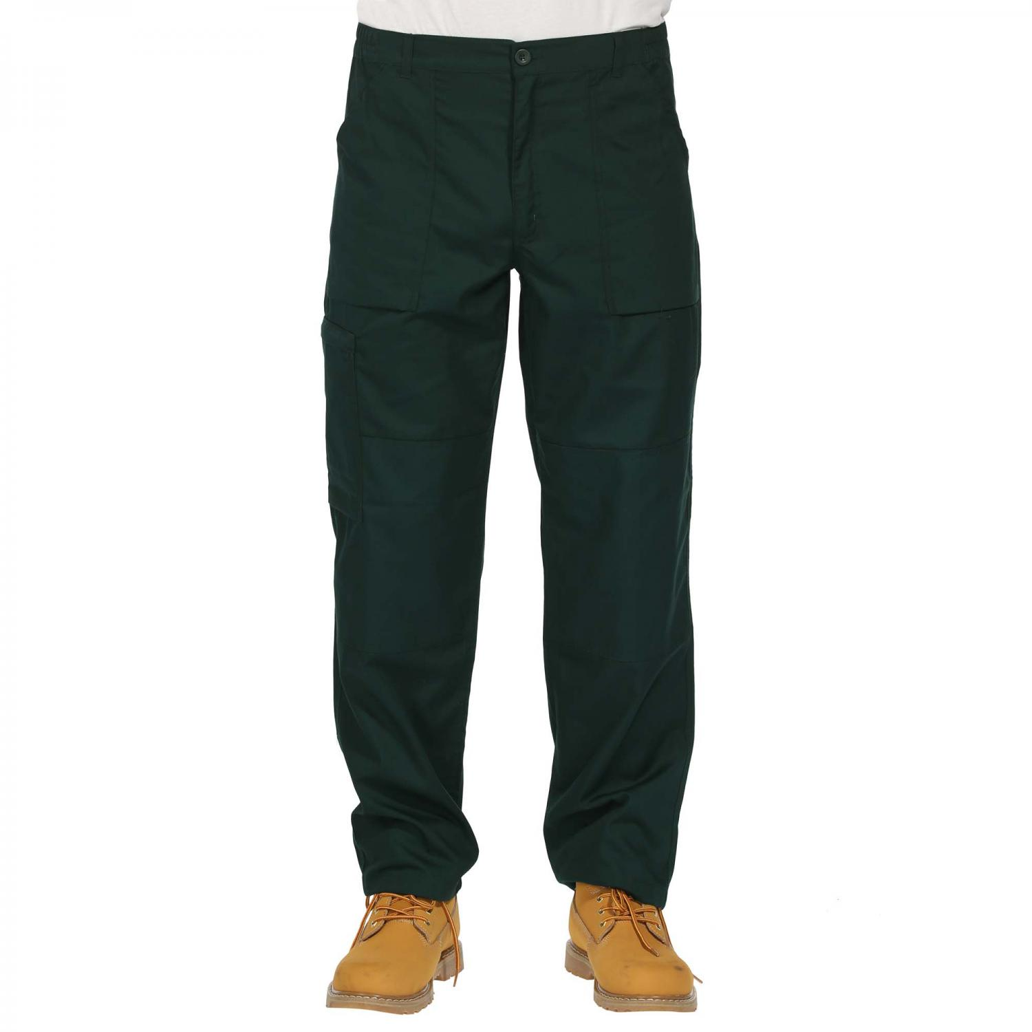 Action Trousers Green