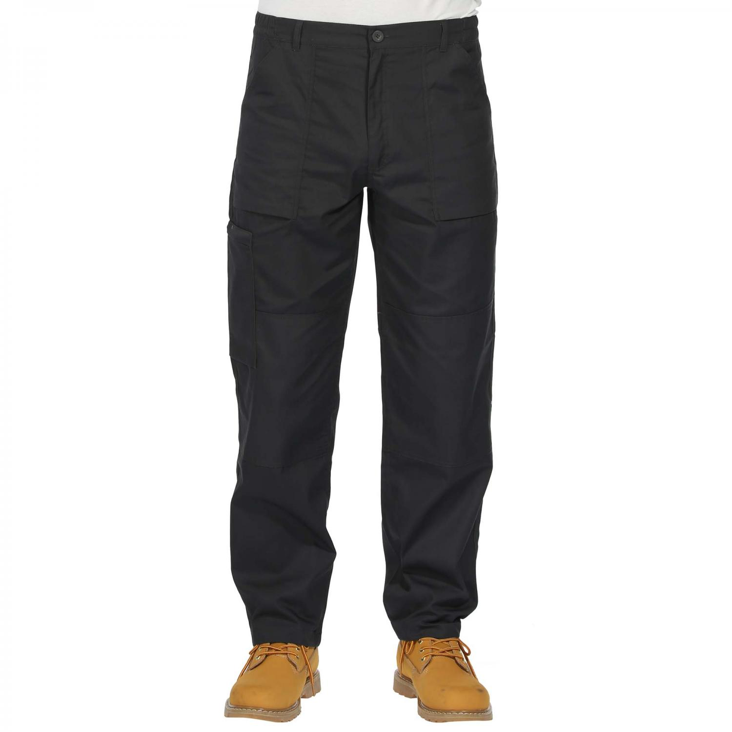 Action Trousers Dark Grey